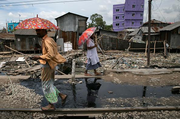 Dye「Bangladeshis Battles With Pollution Along The Buriganga River」:写真・画像(10)[壁紙.com]