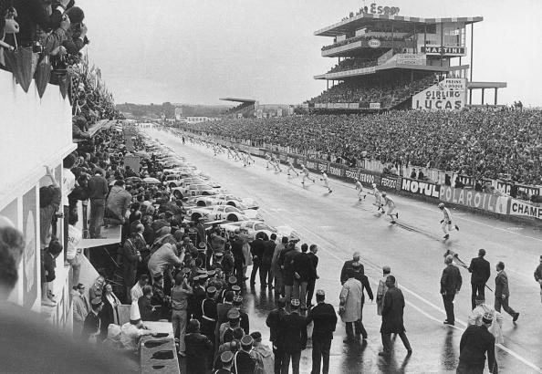 Competition「Le Mans 1969」:写真・画像(13)[壁紙.com]