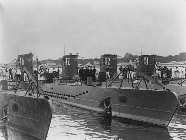 Germany「U-Boat Submarine」:写真・画像(8)[壁紙.com]