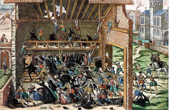 大量殺人「The massacre of Wassy (France) on march 1, 1562 : people of Duke of Guise massacred 74 protestants during religious ceremony : it's the beginning of religion wars」:写真・画像(4)[壁紙.com]