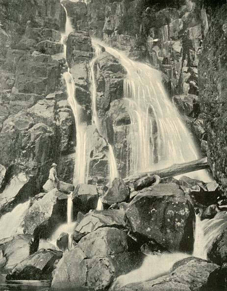 Physical Geography「The Wellington Falls」:写真・画像(2)[壁紙.com]