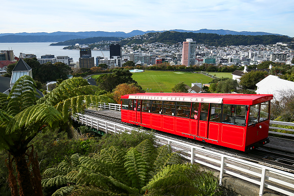 Mode of Transport「Restrictions Ease As New Zealand Moves To First Phase Of COVID-19 Alert Level 2」:写真・画像(18)[壁紙.com]