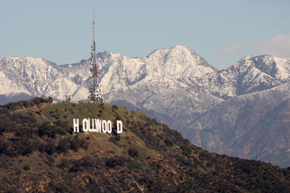 Hollywoodland「Famed Hollywood Sign To Be Covered In Protest Of Possible Peak Development」:写真・画像(19)[壁紙.com]