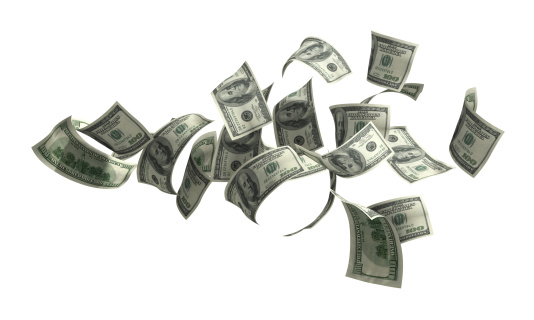 Economic fortune「マネーにホワイト」:スマホ壁紙(8)
