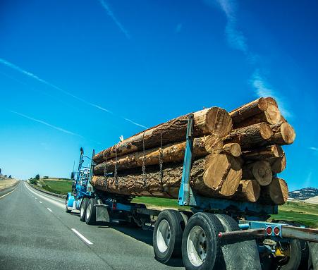 Lumber Industry「Lumber Truck」:スマホ壁紙(8)