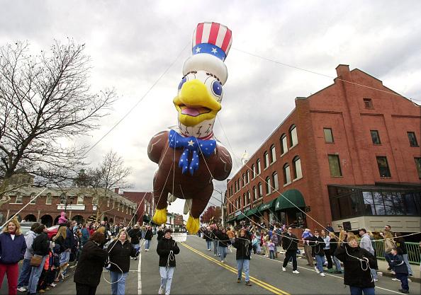 Massachusetts「Plymouth Hosts Thanksgiving Parade」:写真・画像(16)[壁紙.com]