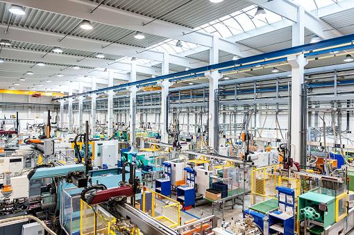 Development「Factory with machines」:スマホ壁紙(13)