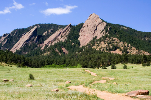 Foothills「Flatirons in the Foothills」:スマホ壁紙(10)