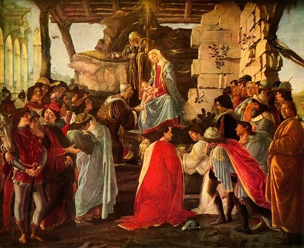 Jesus Christ「Adoration Of The Magi」:写真・画像(15)[壁紙.com]