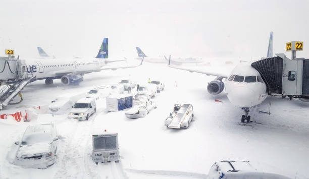 Massive Winter Storm Brings Snow And Heavy Winds Across Large Swath Of Eastern Seaboard:ニュース(壁紙.com)