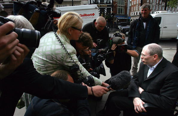 Daniel Berehulak「Leslie Burke At The Court Of Appeal Over Right To Life Ruling」:写真・画像(13)[壁紙.com]