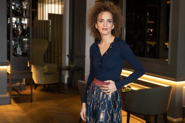 Kering Women In Motion Talk With Leila Slimani At Rencontres Lausanne 7 Art:ニュース(壁紙.com)