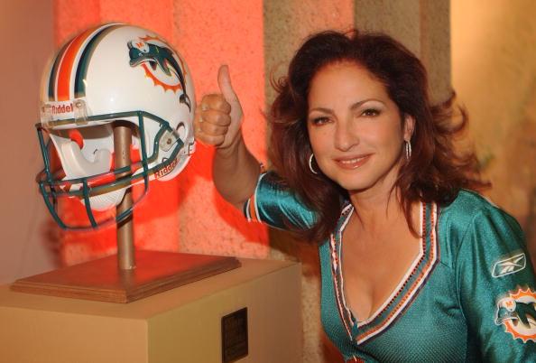 Miami Dolphins「40TH Anniversary of Monday Night Football Taping - Interiors」:写真・画像(4)[壁紙.com]