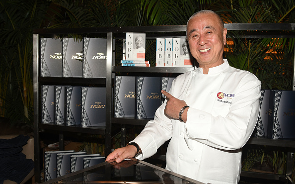 Gerardo Mora「'World Of Nobu' U.S. Cookbook Launch」:写真・画像(6)[壁紙.com]