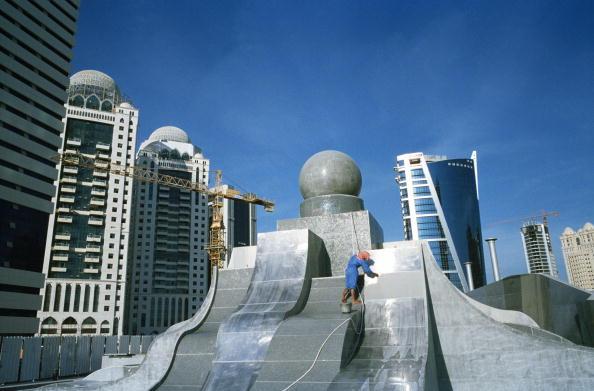 Tom Stoddart Archive「Doha Skyline」:写真・画像(16)[壁紙.com]