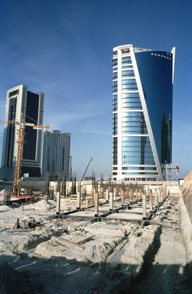 Skyscraper「Construction In Doha」:写真・画像(17)[壁紙.com]