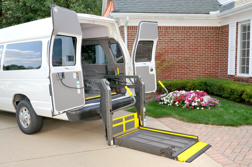 Van - Vehicle「Medical Transportation Vehicle」:スマホ壁紙(15)