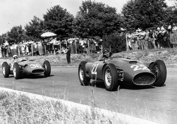 Formula One Grand Prix「Fangio And Moss」:写真・画像(1)[壁紙.com]