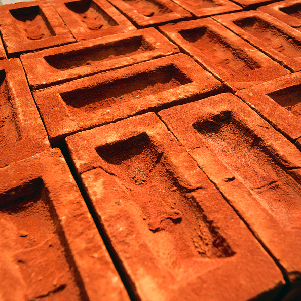 Brick「Detail of red bricks」:写真・画像(7)[壁紙.com]