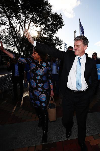 写真「Bill English Campaigns On Last Day Before General Election」:写真・画像(7)[壁紙.com]