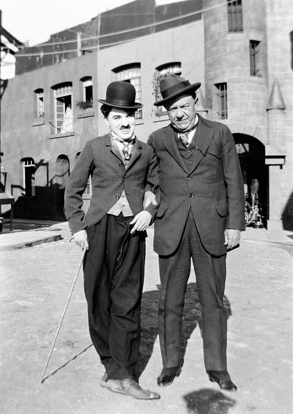 Hollywood - California「Chaplin And Martin-Harvey」:写真・画像(1)[壁紙.com]
