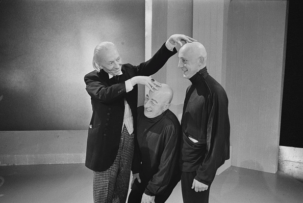 Completely Bald「First Doctor Who」:写真・画像(2)[壁紙.com]