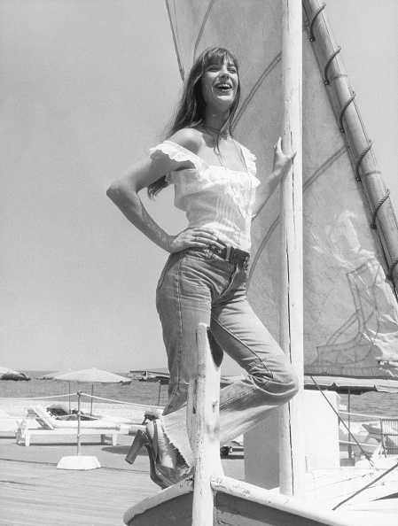Jeans「Jane Birkin」:写真・画像(3)[壁紙.com]