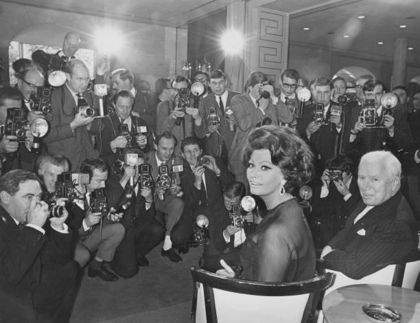 Movie「Sophia Loren And Chaplin」:写真・画像(7)[壁紙.com]