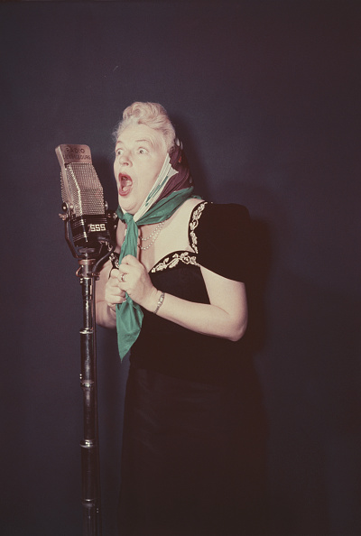 Radio Broadcasting「Gracie Fields」:写真・画像(15)[壁紙.com]