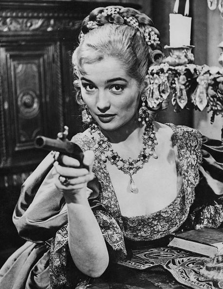 Actress「Barbara Shelley」:写真・画像(3)[壁紙.com]