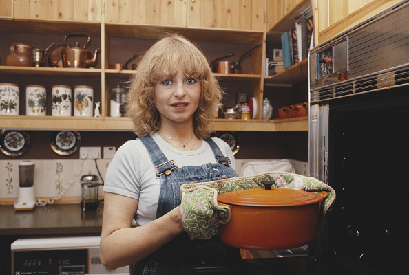 Kitchen「Liza Goddard」:写真・画像(9)[壁紙.com]