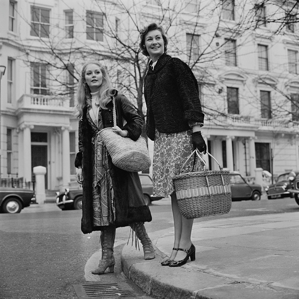 Parent「Dinah Sheridan And Daughter」:写真・画像(10)[壁紙.com]