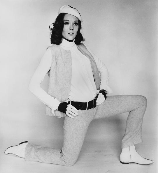 Pant Suit「Diana Rigg」:写真・画像(9)[壁紙.com]