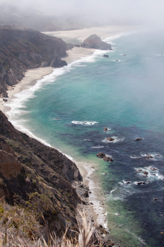 Big Sur「Pacific Ocean in Big Sur California」:スマホ壁紙(14)