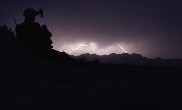 Horizon「U.S. Marines On Operations In Remote Southwest Afghanistan」:写真・画像(9)[壁紙.com]