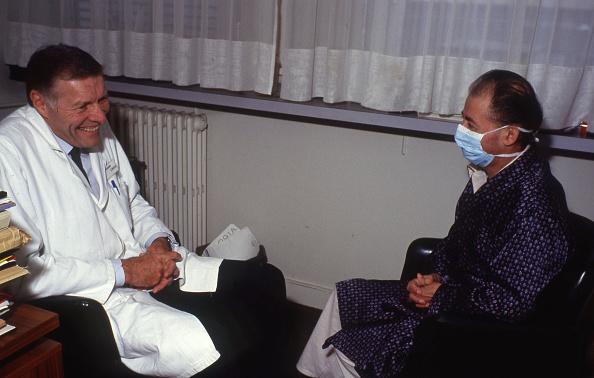 Philippe Le Tellier「Heart Surgeon Professor Christian Cabrol」:写真・画像(14)[壁紙.com]
