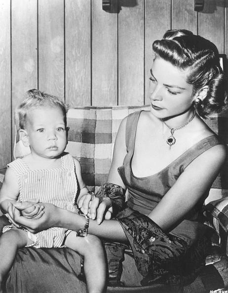 Lauren Bacall「Bacall's Baby」:写真・画像(7)[壁紙.com]