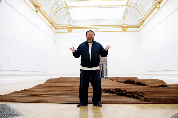 Royal Academy of Arts「Ai Weiwei Previews Works From His Landmark Art Exhibition」:写真・画像(9)[壁紙.com]