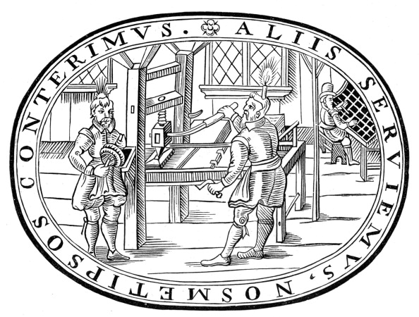 Cultures「English printing office in 1619」:写真・画像(15)[壁紙.com]