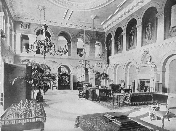 Spa「'Grimsthorpe Castle, Lincolnshire - The Earl Of Ancaster', 1910」:写真・画像(18)[壁紙.com]