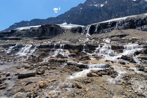 Yoho National Park「Emerald Glacier」:スマホ壁紙(13)