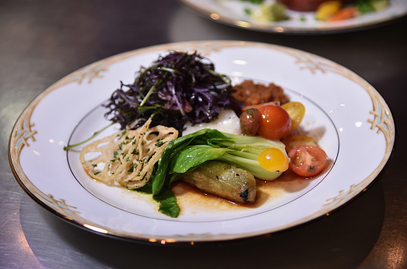 Salad「73rd Annual Golden Globes Menu Preview」:写真・画像(5)[壁紙.com]