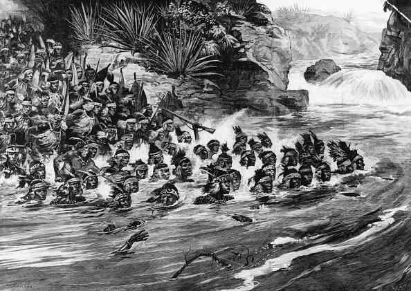 Swimming「Zulus At War」:写真・画像(11)[壁紙.com]