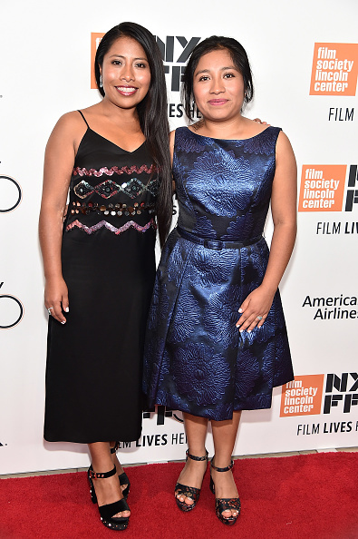 "Film Premiere「56th New York Film Festival - ""ROMA"" - Arrivals」:写真・画像(4)[壁紙.com]"