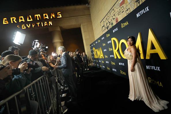 "Hollywood - California「Netflix ""Roma"" Premiere」:写真・画像(5)[壁紙.com]"