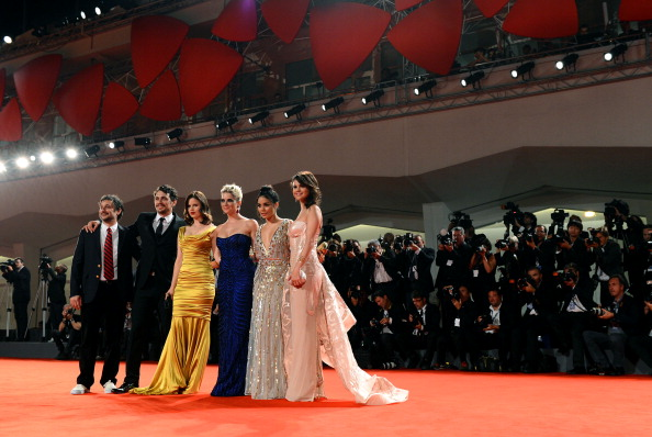 "Vanessa James「""Spring Breakers"" Premiere - The 69th Venice Film Festival」:写真・画像(3)[壁紙.com]"