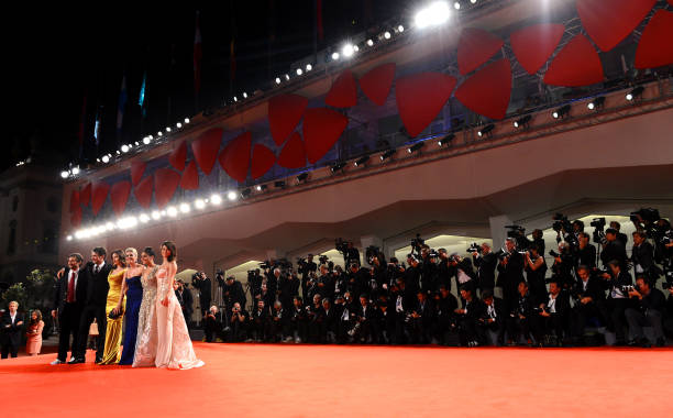 """Spring Breakers"" Premiere - The 69th Venice Film Festival:ニュース(壁紙.com)"