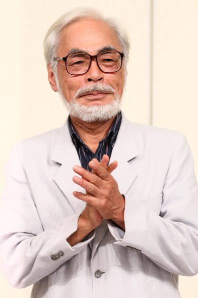 映画監督「Hayao Miyazaki Retirement Press Conference」:写真・画像(1)[壁紙.com]