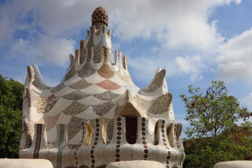 UNESCO「Gaudi's Park Guell, Barcelona, Spain」:スマホ壁紙(16)