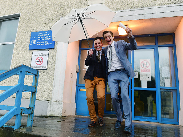 Small Office「First Same Sex Marriage Takes Place In Ireland」:写真・画像(2)[壁紙.com]
